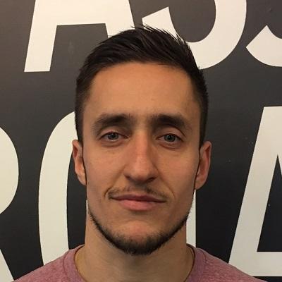 Piotr Dąbrowski Trener Personalny Warszawa