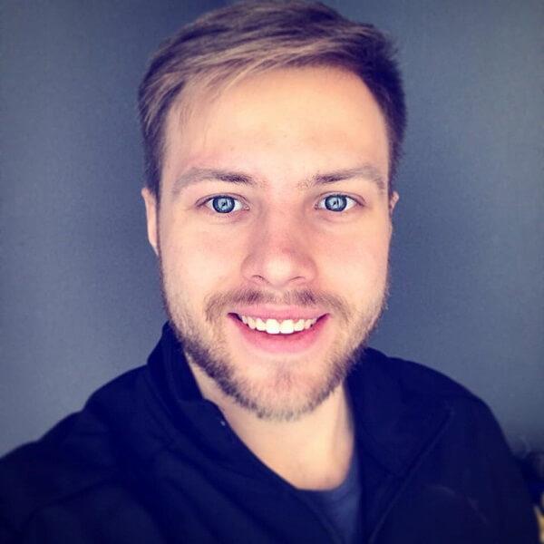 Damian Wiśniewski Trener Personalny Warszawa