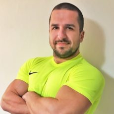 Łukasz Wróblewski Trener Personalny Warszawa