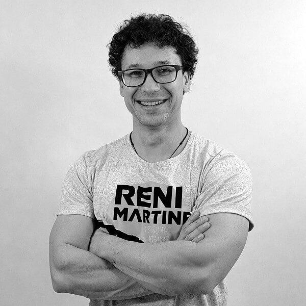 Reni Martinez Trener Personalny Warszawa
