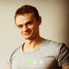 Damian Bednarski Trener Personalny Warszawa