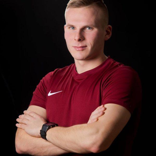 Cezary Dobrzelecki Trener Personalny Gdańsk