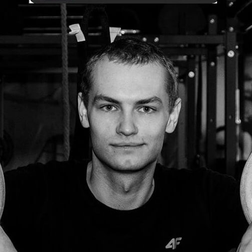 Dominik Gronostajski Trener Personalny Warszawa