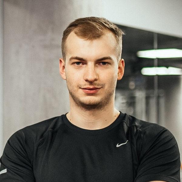 Krzysztof Gajewski Trener Personalny Warszawa