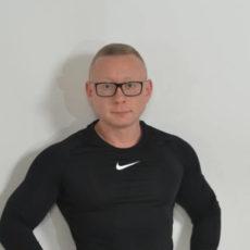 Tomasz Daręgowski Trener Personalny Warszawa