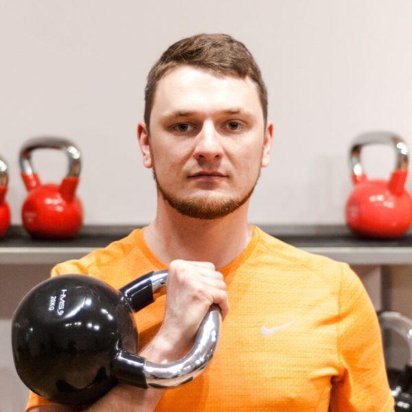 Michał Drozd Trener Personalny Gdynia