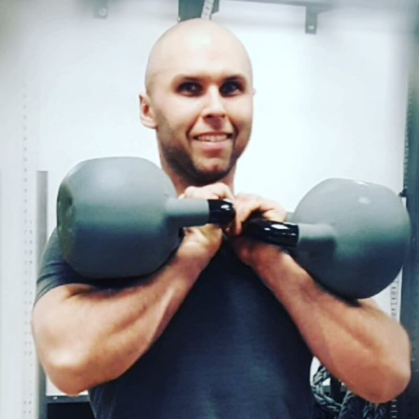 Rafał Kiszło Trener Personalny Warszawa