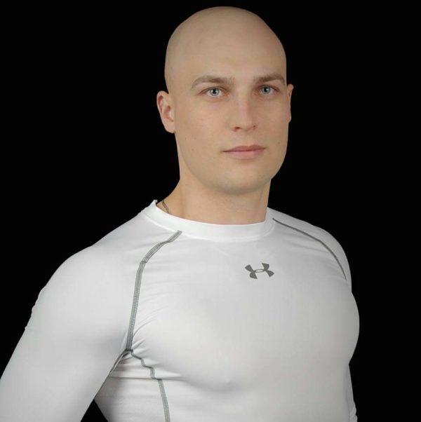 Wojciech Borkowski Trener Personalny