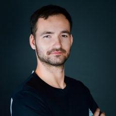 Patryk Drab Trener Personalny Warszawa