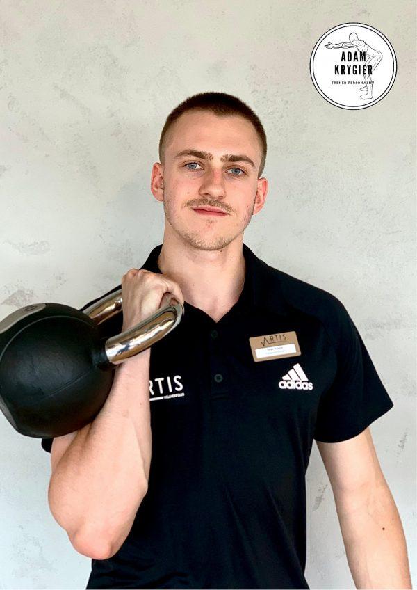 Adam Krygier Trener Personalny Warszawa