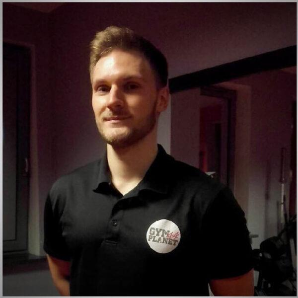 Filip Chaciński Trener Personalny Warszawa